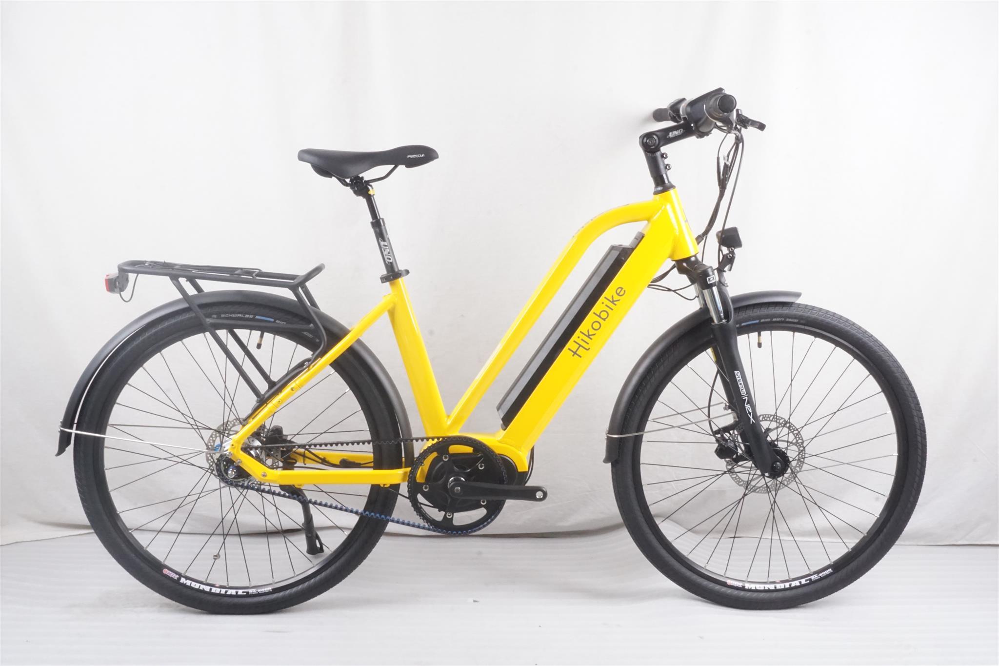 Hiko Speedster Gates Belt Drive Dunedin Electric Bikes